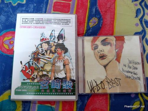 Joe Hisaishi albums
