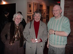 Pictured: Alan Malkin Debbie Malkin Sister Mary Breda