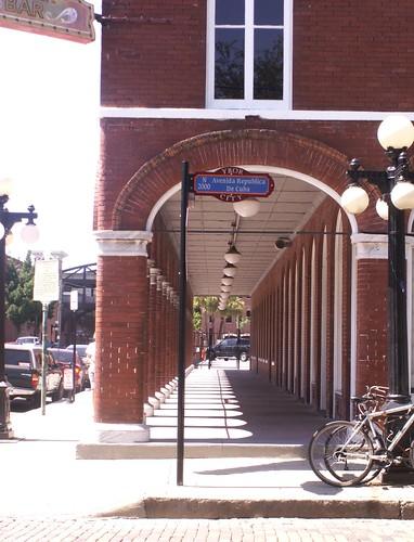 Ybor City Architecture 2
