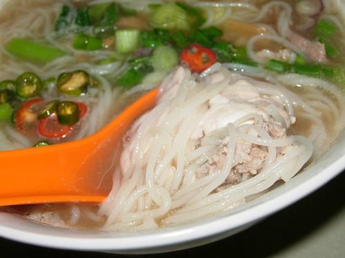 pork bee hoon