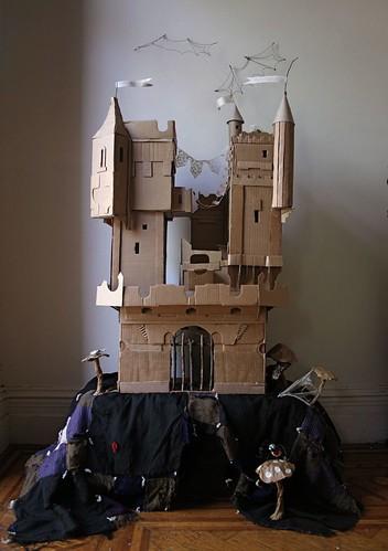 cardboard castle #2