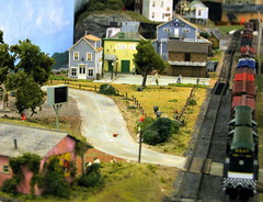 100 Things to see at the fair #15 Model Trains