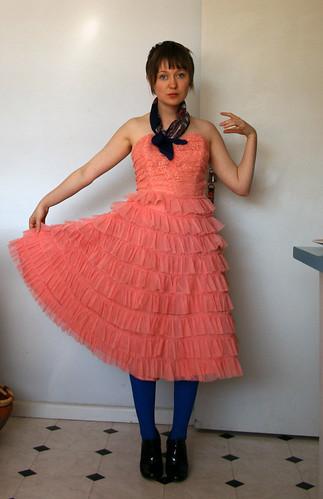 grad show dress!