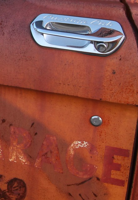 ford rusty towtruck fordf350