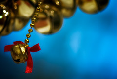 Jingle All The Way... (SonOfJordan) Tags: christmas xmas colour canon eos interestingness bell amman jordan explore jingle xsi 450d  samawi sonofjordan shadisamawi  wwwshadisamawicom