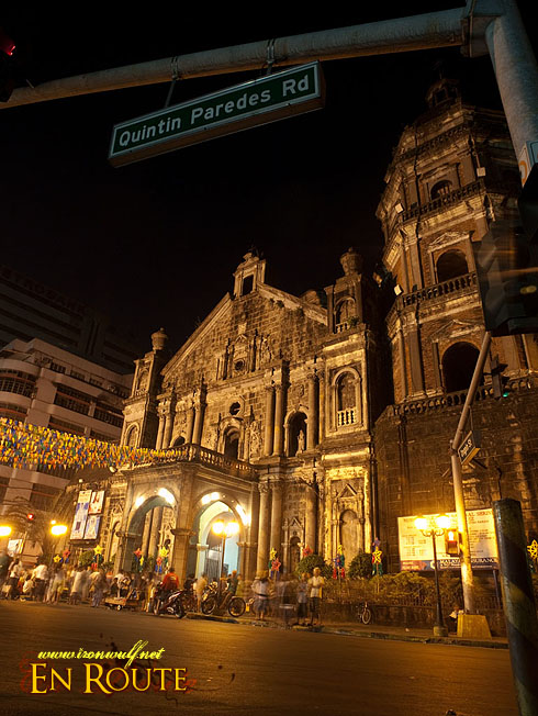 Simbang Gabi at Binondo Church