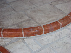 Closeup of Faux Brick (Impressive Restorations) Tags: oklahoma oklahomacity concreteart concretedesign impressiverestorations concreteresurfacing permacrete danielware jorgeware stephanieware paulaamold wwwimpressiverestorationscom 4058245910