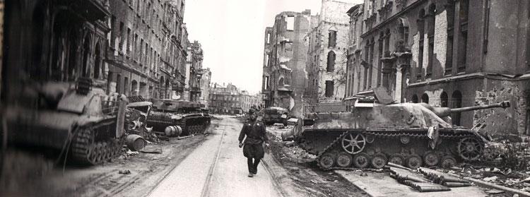 Кёнигсберг 1944. Фотограф Б.Вдовенко