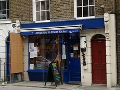 Picture of African Kitchen, NW1 2HN
