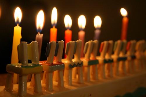 2-365 Hanukkah Night Six
