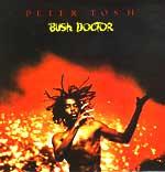 peter tosh bush doctor album cover photo