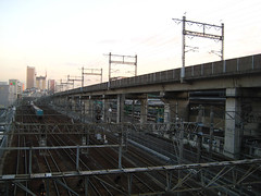 Tabata Station - day (pabloyuba) Tags: train tokyo yamanote tabata yamanoteline tabatastation