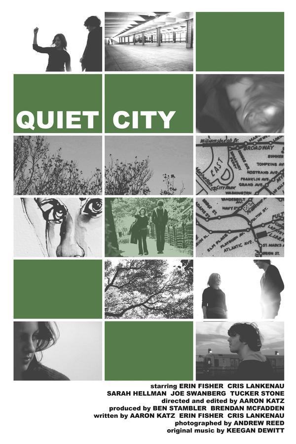 Quiet City DVDRip XviD-iAPULA