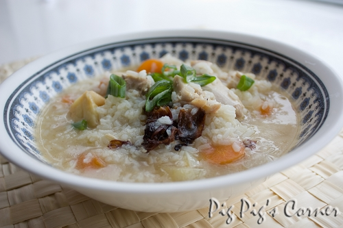 Turkey Porridge