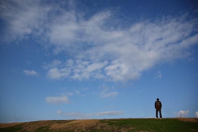 丘の上の孤独