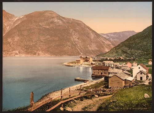 [Vik in Eidfjord, Hardanger Fjord, Norway] (LOC)