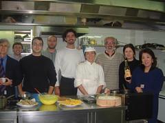 Classe di Sushi 2004