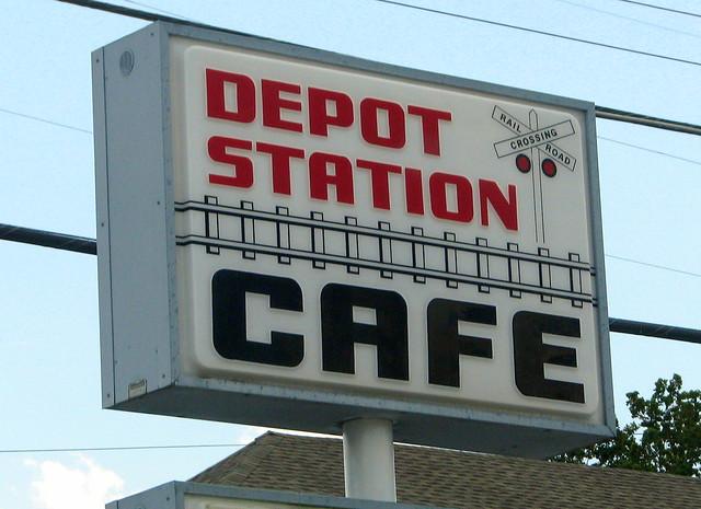 Depot Station Cafe