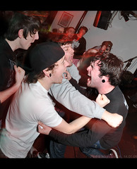 Find A Way - Dublin, 14.01.09 (shaymurphy) Tags: show ireland music dublin metal concert punk live gig emo band hardcore parnellstreet fibbermcgees findaway