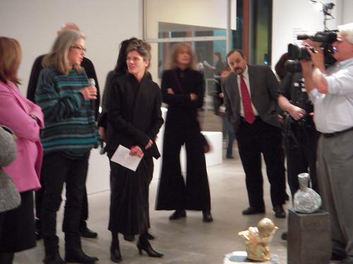 Ann Agee speaking