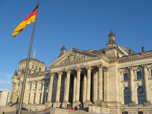 Berlin - Reichstag, paralmento alemão