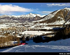 Recipe Of A Good Day (LilFr38) Tags: friends sun snow ski france soleil cellphone chevelle neige amis pente slope ancelle hautesalpes tlphoneportable digitalcameraclub lilfr38 flickrlovers lesauches nokian958go untilyourereformed