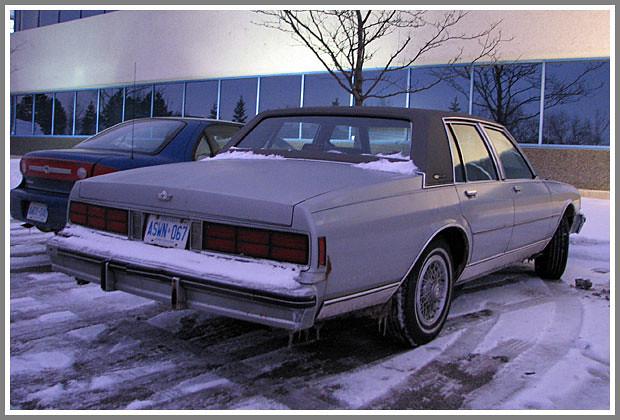 classic chevrolet caprice brougham chevroletcaprice 19861990 chevroletcapriceclassicbrougham