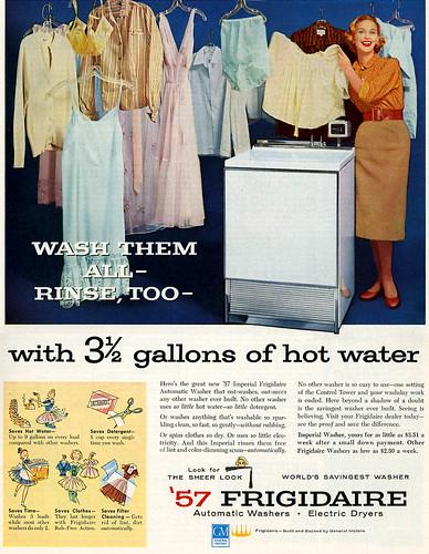 Frigidaire Washer