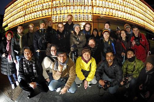 01.31.2009 FTPS Shinnihonbashi Group Photo