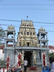 Negombo Hindu temple