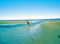 skimmin, (maralining) Tags: canada parksville skimboard