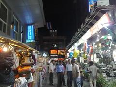 Bangkok Day 1: Little Arab Street of Bangkok?