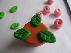thefrostedcakencookie: Tuesday Toppers: Flower Pot