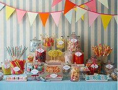 Buffet di caramelle (AliceRedCoat) Tags: candy sweet confetti sweets buffet candies matrimonio dolci caramelle