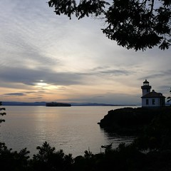 Lime Kiln Lighthouse SJI 80748 sq (Feist, Michael - FunnyFence - catchthefuture) Tags: ocean california seattle ca bridge light sunset moon lighthouse mountain reflection green beach water rock ferry night clouds sunrise island harbor eclipse boat waterfall washington earthquake concert rainbow woods funny wolf surf kayak basket gulf eagle wind wizard spirit earth space stage clown tiger ghost gig sierra canoe tsunami pomo yosemite zen sound owl elin whale balance indians orca lightning olympic enlightenment earthquakes tornado feist strait horned ohlone haro miwok 98250 doane