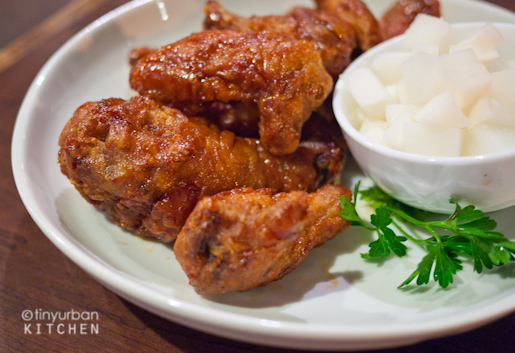 Bon Chon Chicken