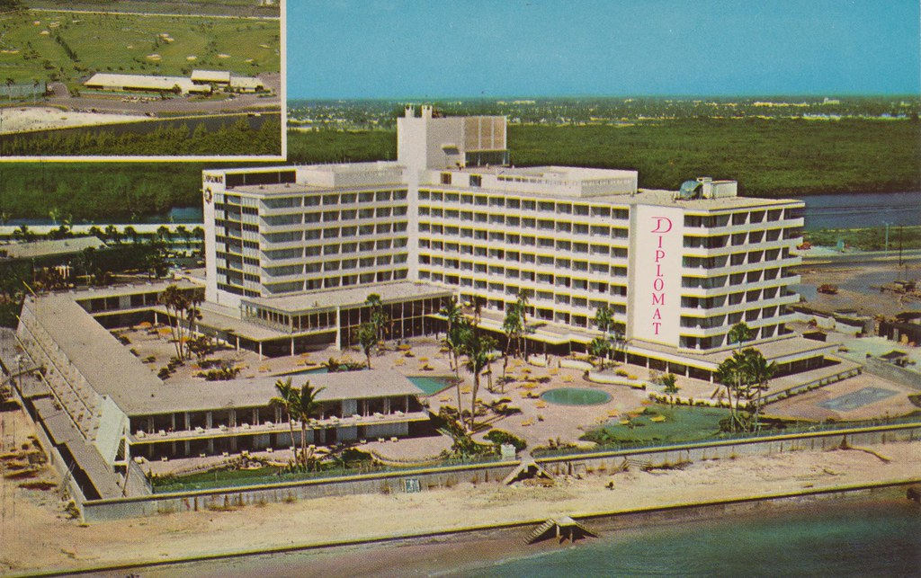 Diplomat East - Hollywood-By-The-Sea, Florida
