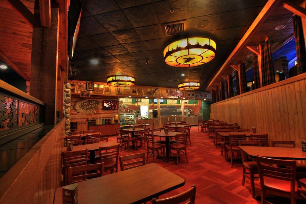Casino Bar & Grill | Interior Casino Design | Bar and Grill Remodel | Casino Decor Design | Casino F & B Design | Lake of the Torches Casino & Resort
