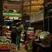I corridoi interni del Mercado Cardonal