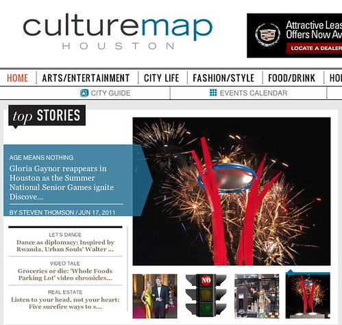 I Made the Front Page of CultureMap.com by killy