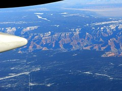 Grand Canyon Flyby (John Manyjars) Tags: grandcanyon arial houstontovegas