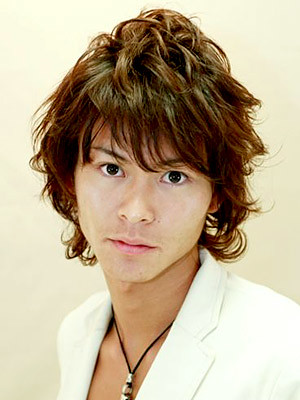 Japanese men's hairstyle 2010