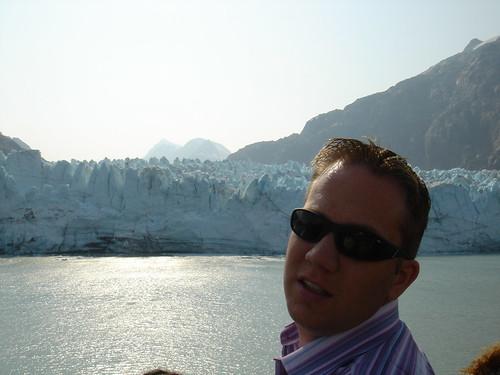 2005 Alaskan Cruise Glacier