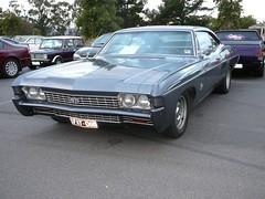 68 Chev Impala fastback (Fuzzypumper) Tags: knox cruize feb2008