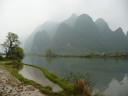Yulong River - Yangshuo, China