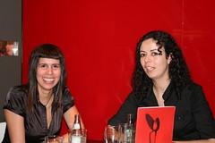 Maria & YO/Eu (cygne87) Tags: santiago de beta compostela blogueros frikis blogberrsgrelos kdds