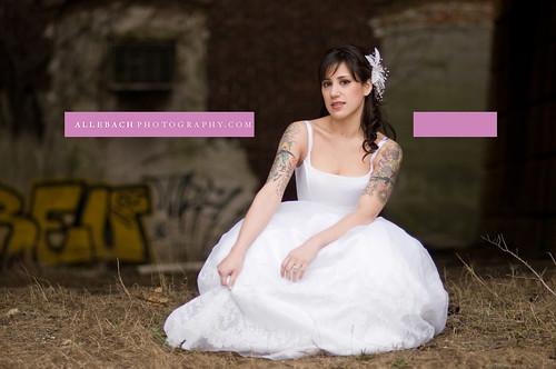 Tattooed Bride: Charmaine 4