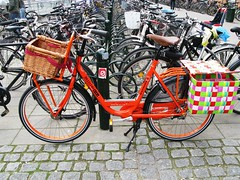 Batavus Delivery Bike