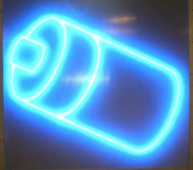 neon battery by jimmiehomeschoolmom.