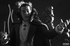 The Arrival (Boogeyman13) Tags: monster toy toys actionfigure vampire nosferatu dracula horror bramstoker universalmonster
